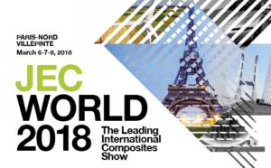 JEC WORLD 2018 - 6-8 March 2018 - Paris